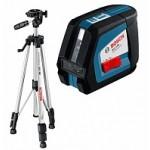 Лазерный уровень Bosch GLL ,штатив, приёмник